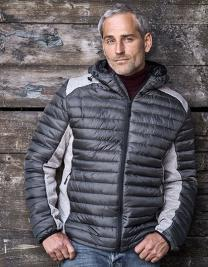 Hooded Outdoor Crossover Jacket